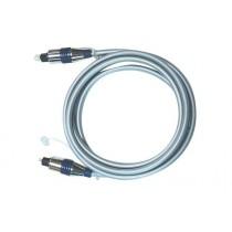 Cordon optique Toslink / Toslink - long. : 1,5 m