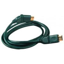 Cordon HDMI mâle articulé 90° / HDMI mâle articulé 90° - long : 2 m