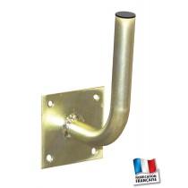 Fixation universelle économique - PATCH TNT - bichromaté - déport 100 mm - diamètre 25 mm