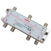 Répartiteur 6D - 18 dB